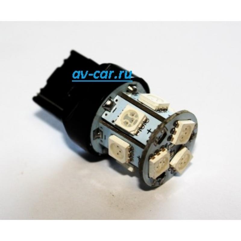 T20-9LED YELLOW светодиод