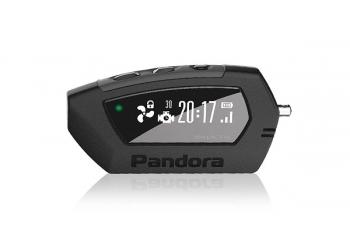 Брелок с обратной связью ЖК Pandora LCD D010 DXL (DX90B, BT, L)