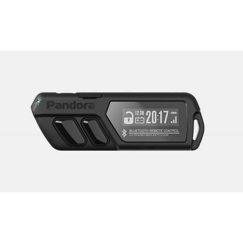 Брелок с обратной связью ЖК Pandora LCD D030 (DX90BT, DX91, DXL 4910)