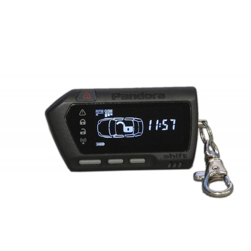 Брелок с обратной связью ЖК Pandora LCD700 (DXL 3950)