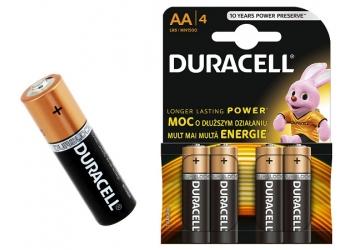 Батарейка AA Duracell LR6 K12