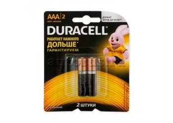 Батарейка AAA Duracell LR03 K12 (MN2400)