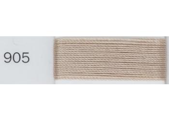 Нитки POLYART ( Полиарт ) 20 намотка 1500м цвет 905 (цена за бабину)