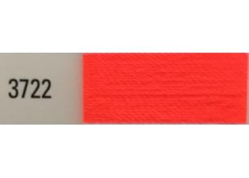 Нитки Gutermann Tera ( Гутерманн Тера ) 20 цвет 3722, намотка 600м, Сделано в Германии