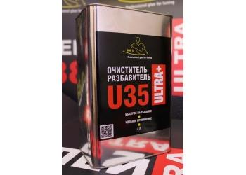 Разбавитель (очиститель) U35 для клея 888 ULTRA 4л