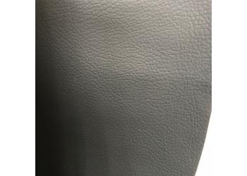 Экокожа на микрофибре Alpina MF2101 черная, ширина 1,4 м. (цена за 1 погонный метр)