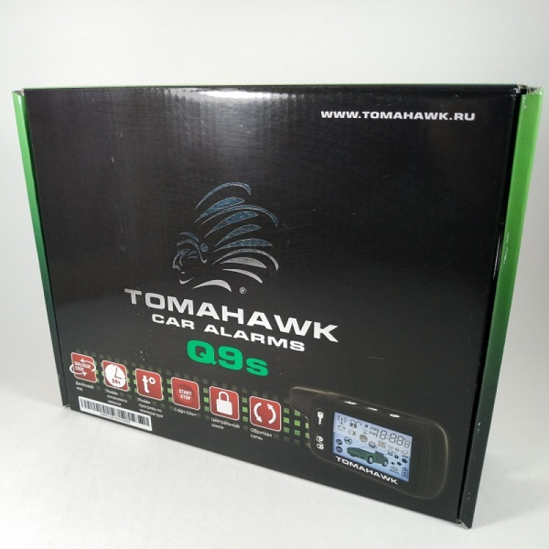 Tomahawk Q9S Dialog