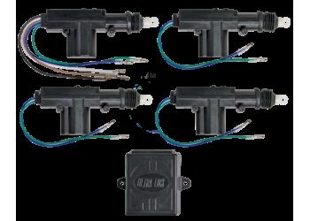 Комплект актуаторов центрального замка StarLine SL-4D