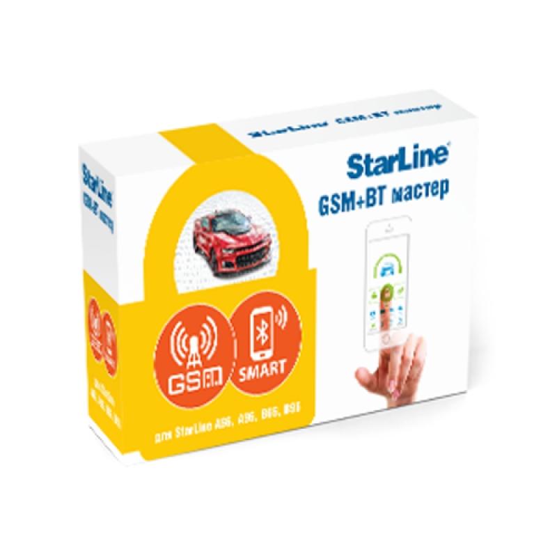 StarLine GSM+BT мастер 6 (для 6-го поколения)