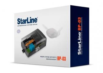 Модуль обхода штатного иммобиллайзера StarLine BP-03