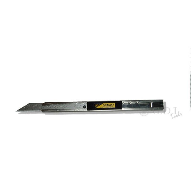GT1051  Нож OLFA для нарезки плёнки 30 градусов