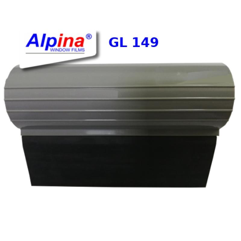 GL-149 Выгонка черная резиновая