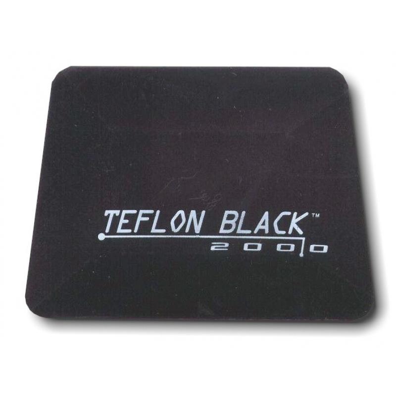 GT 086BLK Выгонка черная тефлоновая (трапеция)