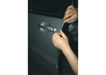 VITO PPF 1265 (ширина рулона 0,010м*33м) защитная пленка для ребер дверей