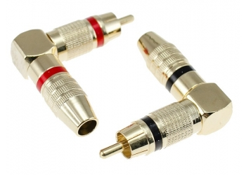 RCA коннектор AURA RCA-P230