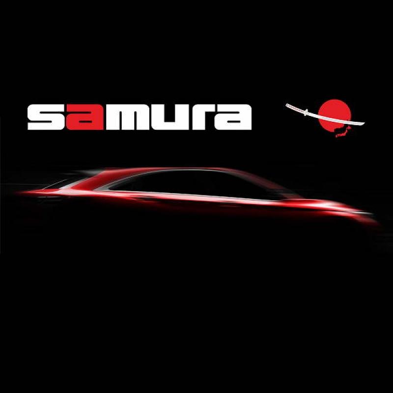 SAMURA Blue 20 - архитектурная пленка