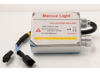 Комплект биксенона Marcus H4 5000K (блоки стандартные)