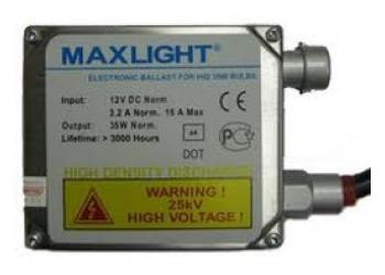 Блок розжига Maxlight MV 9-32 (для транспорта с напряжением 24 вольт)