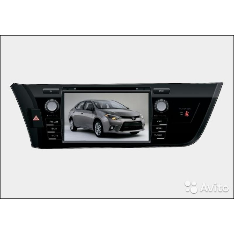 Phantom DVM-3080G iS (Toyota Corolla 2013+)