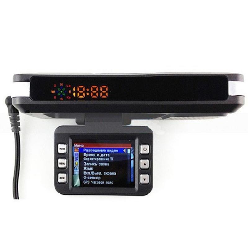 Видеорегистратор с антирадаром Combo VGR-1