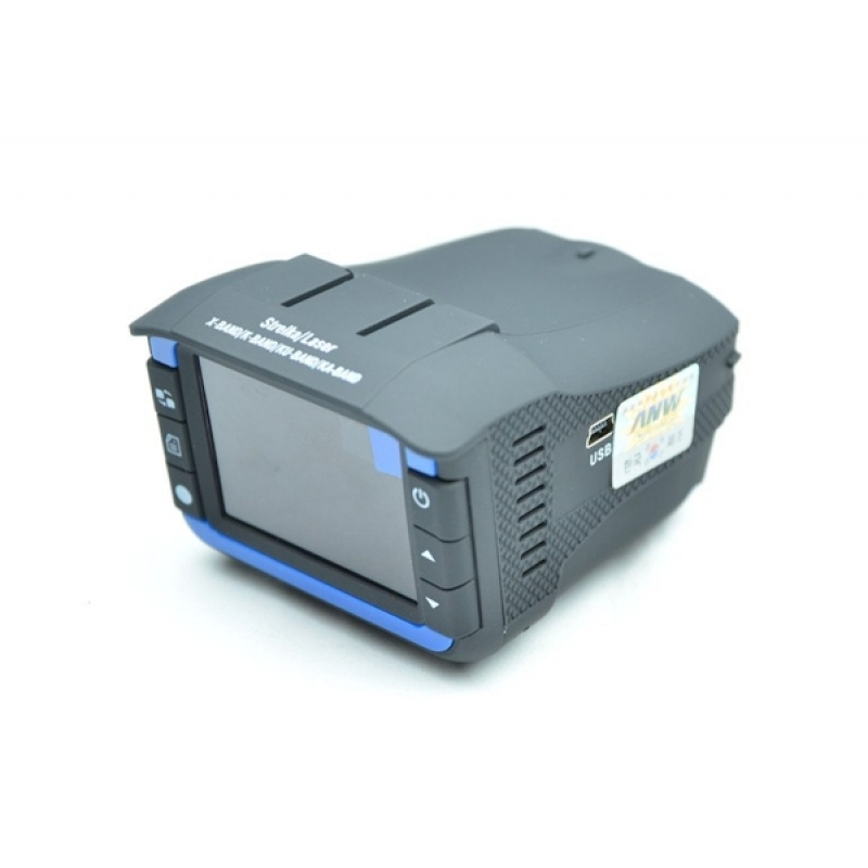 Видеорегистратор с антирадаром Combo VGR-3