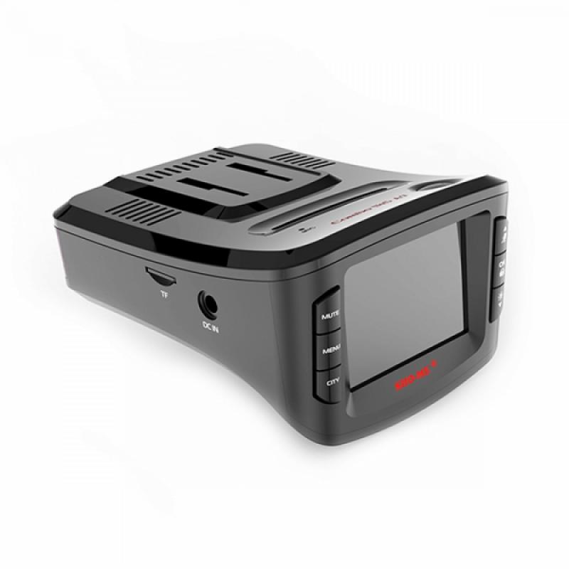 Видеорегистратор с антирадаром Sho-Me Combo №5 A12, FullHD, GPS, Ambarella A12