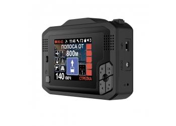 Видеорегистратор с антирадаром и GPS INTEGO VX-1000S, Сигнатурный, Ambarella A12, Super HD, GPS