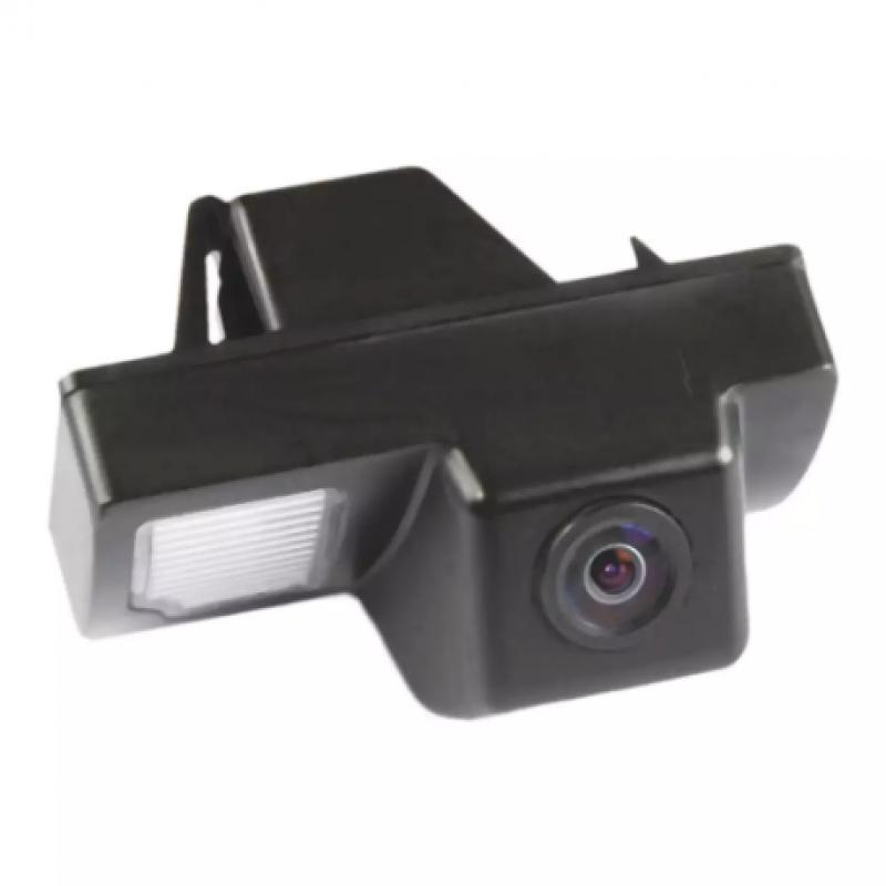 Видеокамера заднего хода PILOT ECO-L. Cruiser 100, L. Cruiser Prado 120 без запасного колеса (NTSC)