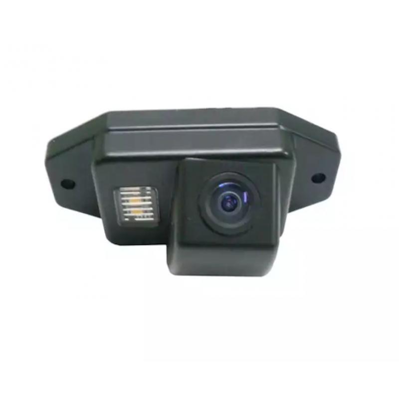 Видеокамера заднего хода PILOT ECO-L. Cruiser Prado 120 (2002-2009) с запасным колесом (NTSC)