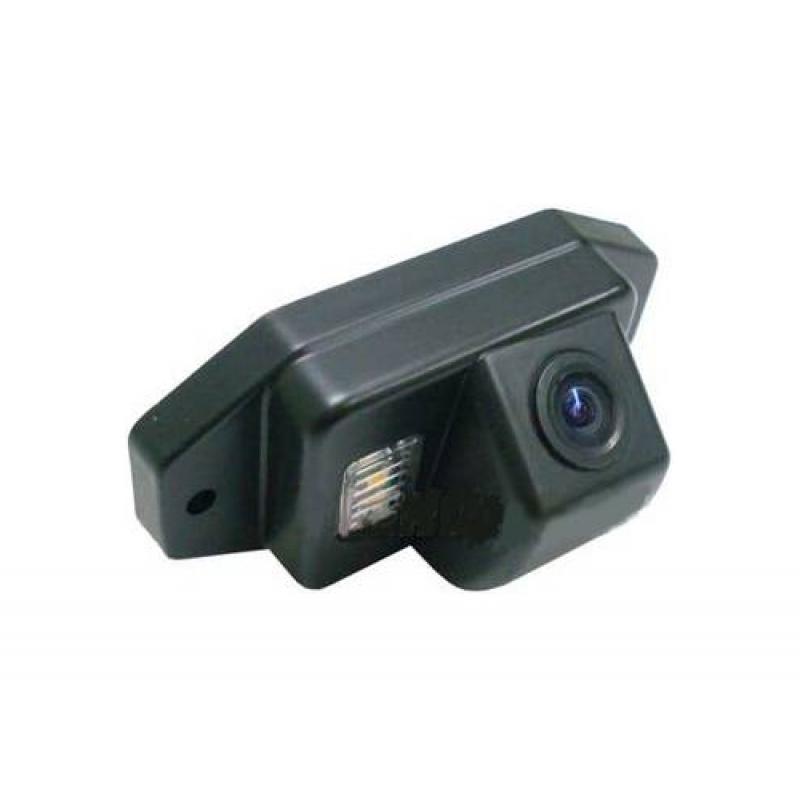 Видеокамера заднего хода PILOT ATS-Toyota Prado (NTSC) (с запаской на двери)